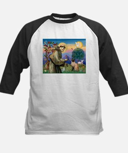 St Francis / Siamese Tee