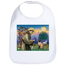 St Francis / Siamese Bib