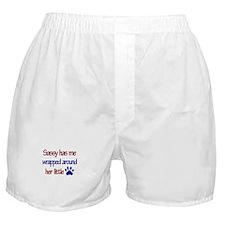 Sassy - Has Me Wrapped Around Boxer Shorts