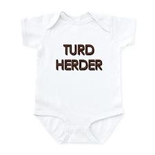 Turd Herder Infant Bodysuit