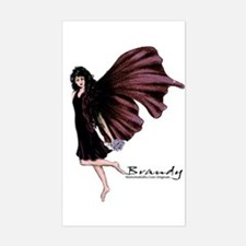 Brandy Fairy Sticker (Rectangle)