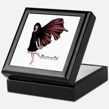Brandy Fairy Keepsake Box