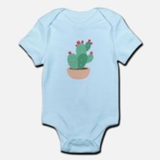 Prickly Pear Cactus Plant Body Suit