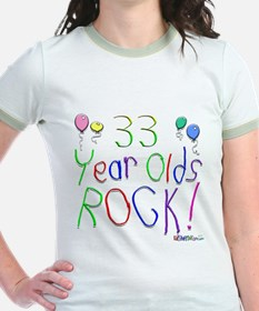 33 Year Olds Rock ! T