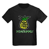 Pineapple boys Kids T-shirts (Dark)