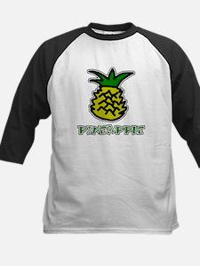Pineapple Kids Baseball Jersey