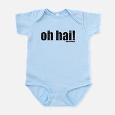 oh hai! Infant Bodysuit
