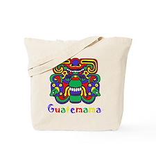 Mayan Guatemama Tote Bag
