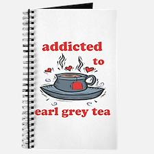 Addicted To Earl Grey Tea Journal
