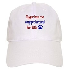 Tigger - Wrapped Around Her L Baseball Cap