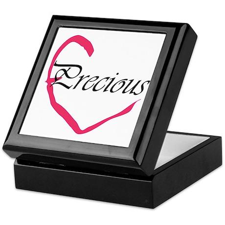 Precious Keepsake Box