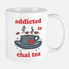 Addicted To Chai Tea Mug