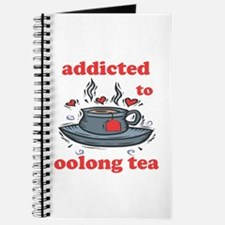 Addicted To Oolong Tea Journal