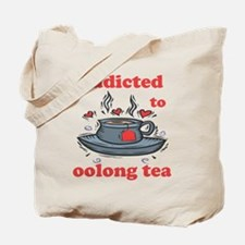 Addicted To Oolong Tea Tote Bag