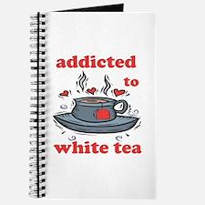 Addicted To White Tea Journal