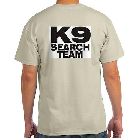 SAR Ash Grey T-Shirt