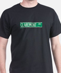 Claremont Avenue in NY T-Shirt