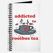 Addicted To Rooibos Tea Journal