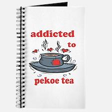 Addicted To Pekoe Tea Journal