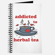 Addicted To Herbal Tea Journal