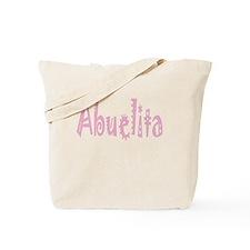 Abuelita Pink Tote Bag