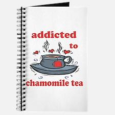 Addicted To Chamomile Tea Journal