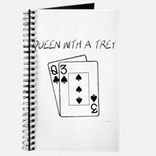 """Queen With A Trey"" Journal"