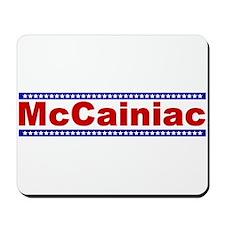 McCainiac Mousepad