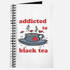 Addicted To Black Tea Journal