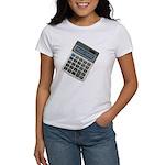 Humor Calculator Awesome Women's T-Shirt