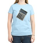Humor Calculator Awesome Women's Light T-Shirt