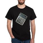 Humor Calculator Awesome Dark T-Shirt