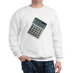 Humor Calculator Awesome Sweatshirt