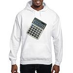 Humor Calculator Awesome Hooded Sweatshirt