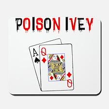 """Poison Ivey"" Mousepad"