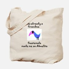 I was already a Grandma Tote Bag