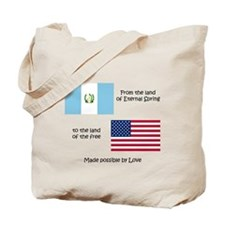 From the Land of Eternal Spri Tote Bag