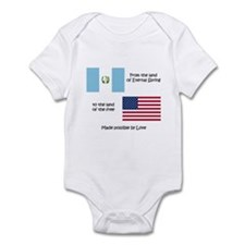 From the Land of Eternal Spri Infant Bodysuit