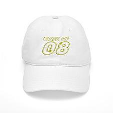 08 Gold Baseball Cap