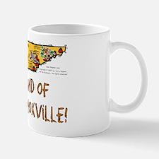 TN-Knoxville! Mug