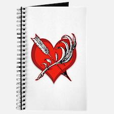 Heart & Arrow Journal