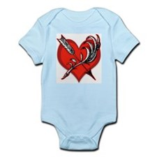 Heart & Arrow Infant Bodysuit