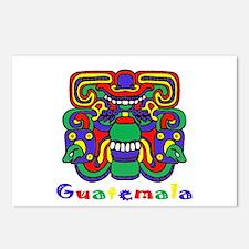 Mayan Guatemala Postcards (Package of 8)