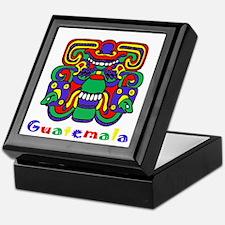 Mayan Guatemala Keepsake Box