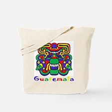 Mayan Guatemala Tote Bag