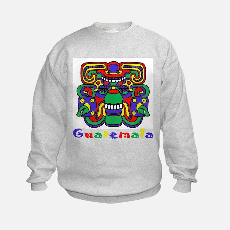 Mayan Guatemala Sweatshirt