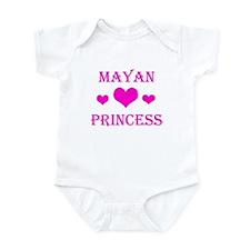 Mayan Princess Infant Bodysuit