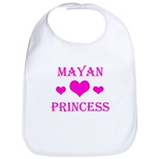 Mayan Princess Bib