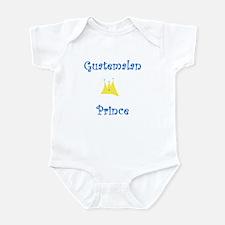 Guatemalan Prince Infant Bodysuit