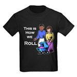 Roll 1 Kids Dark T-Shirt
